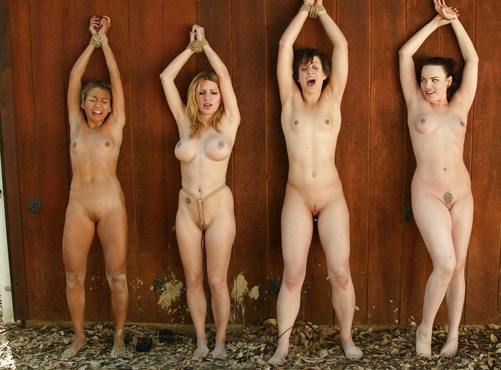 nudity no Bondage light