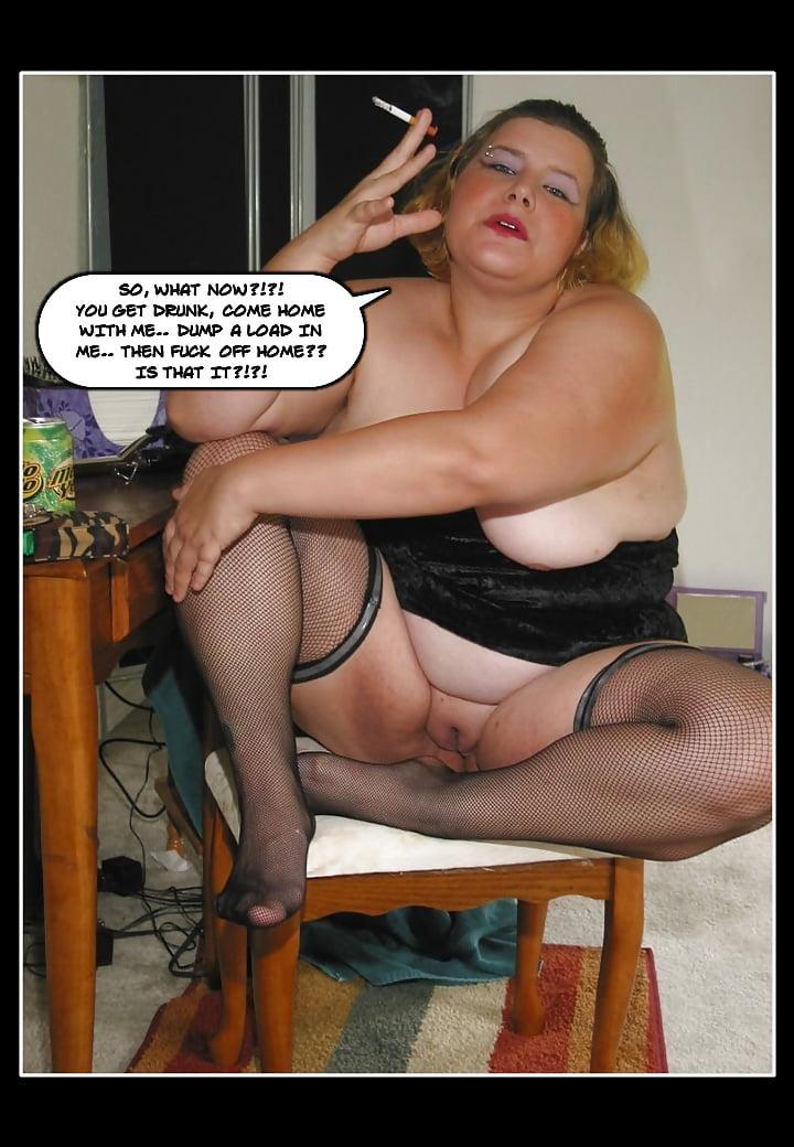 Amateur chubby women smoking pot — photo 11