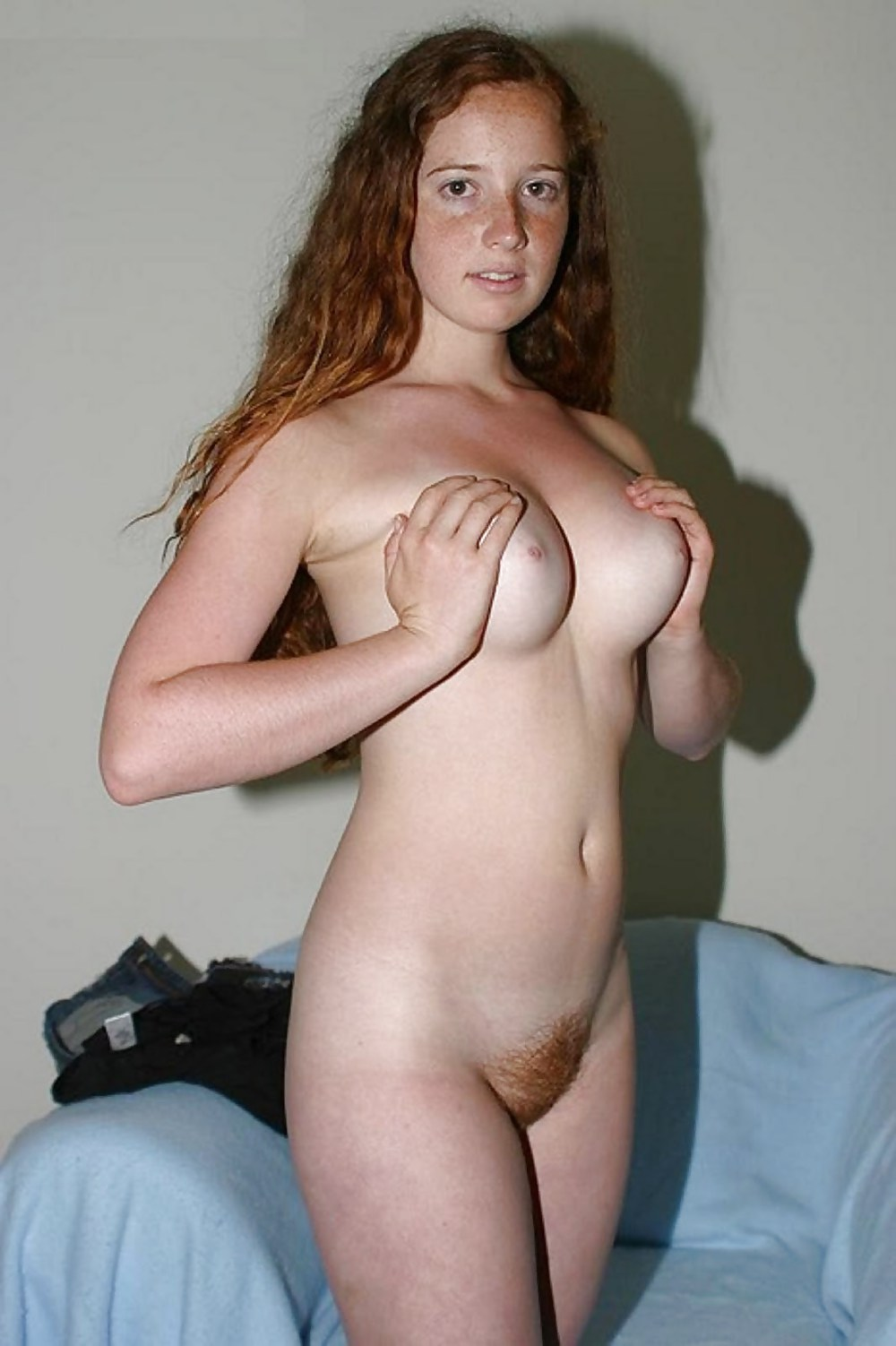 Nude hairy redhead women-1227