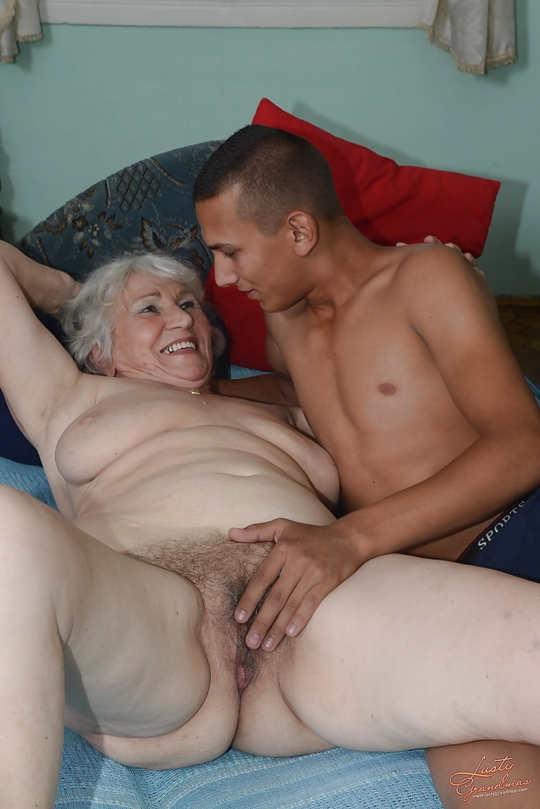 Old Women Fuck Too