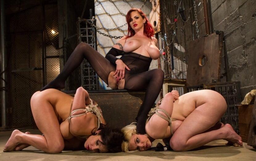 Видео порно лесбиянки мазохистки, я люблю большие страпоны