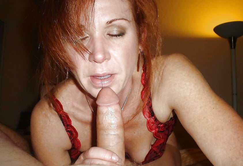 Milf In Red Lingerie Gets Her Holes Eaten And Drilled In Real Mom And Son Incest Porn