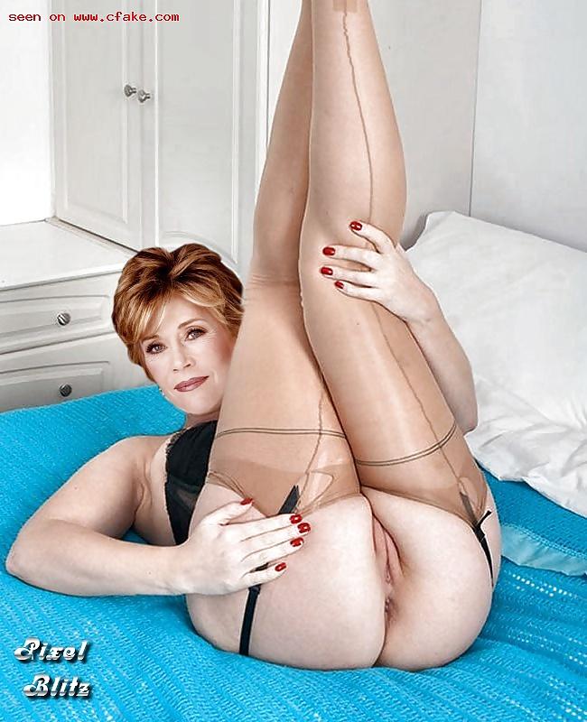 Jane fonda hot fuck — pic 13