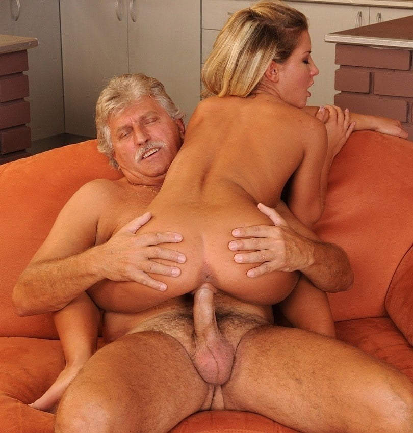 Older adults control pussy