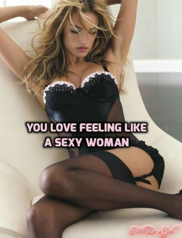 Bisexual, gay, and sissy captions 51 - 31 Pics