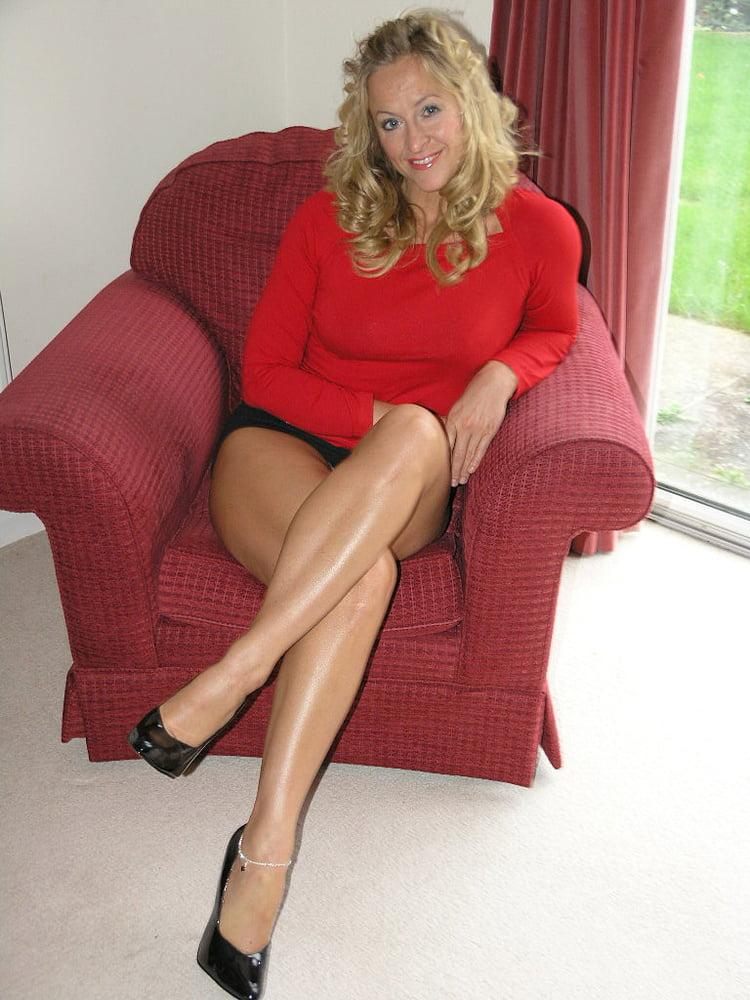 Joanna going legs 3