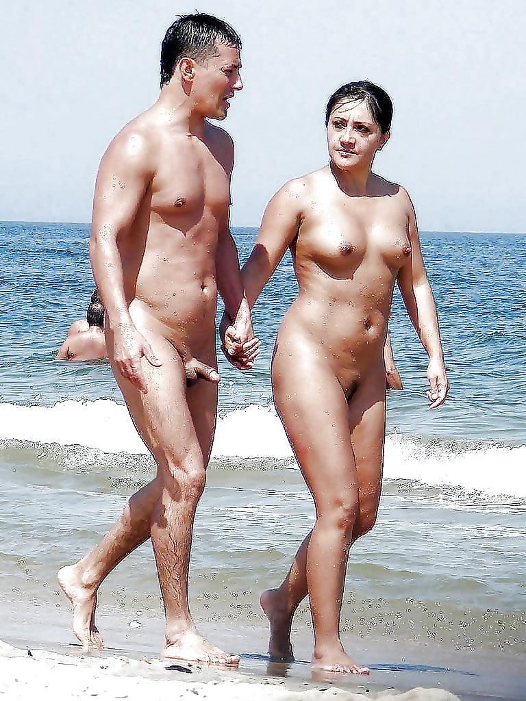 Эрекция на пляже фото энн прелюдия