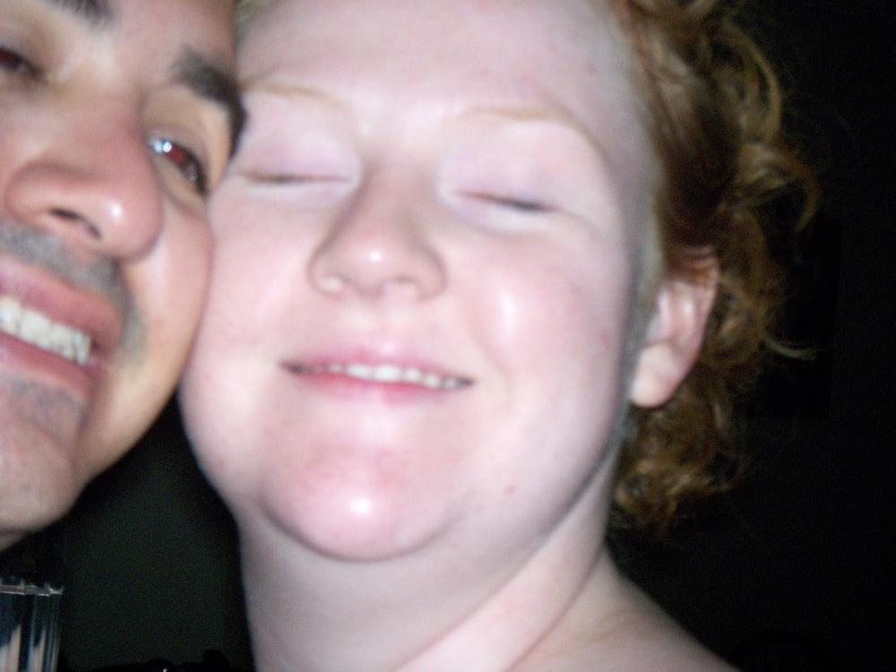 Chunky Redhead Slut Wife - 51 Pics