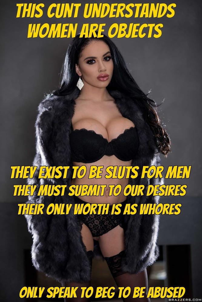 Normalise Misogyny Captions - 27 Pics