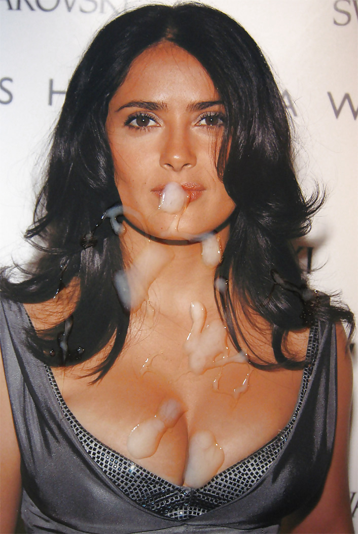 Something Pussy gang band salma hayek congratulate, your
