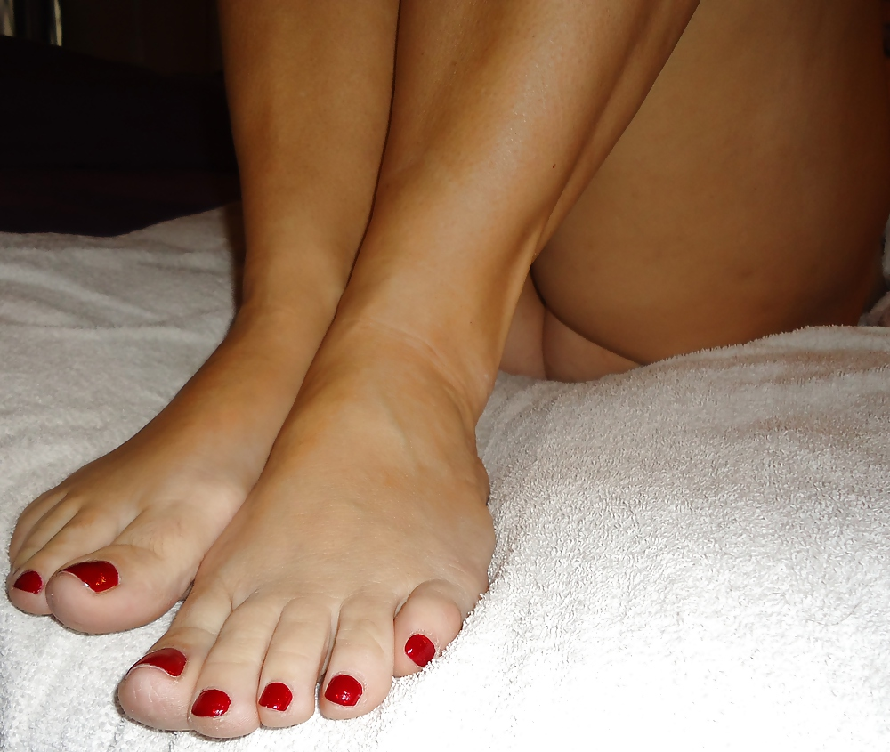 Mature Wifes Sexy Feet And Toes - 4 Pics  Xhamster-4820