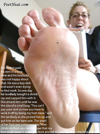 Lesbian Foot Slave Bondage
