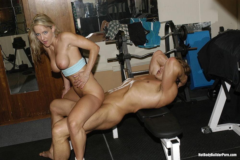Hot girl gym videos — 10