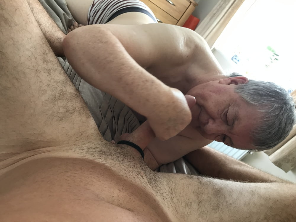 My Grandpa Sucked My Dick For A Dollar