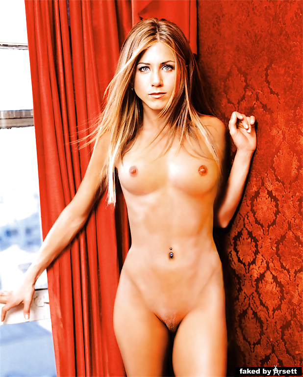 Jennifer aniston young and naked