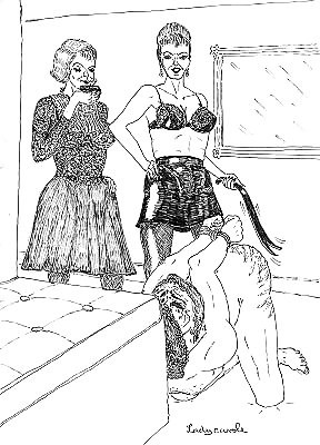 carole stories Lady femdom