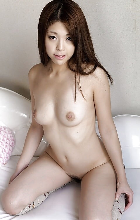 Naked asian tits