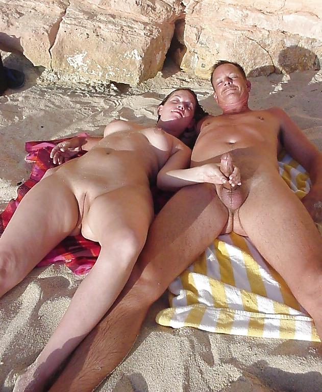 Молодая пара на море секс на отдыхе — pic 8
