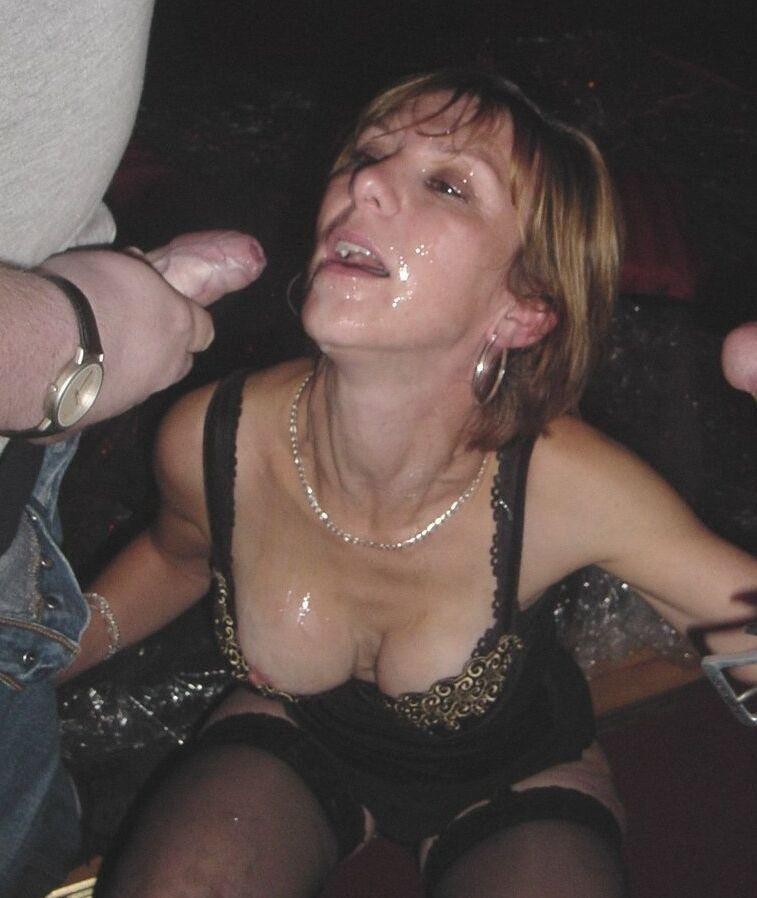 Barby slut mature cum sluts
