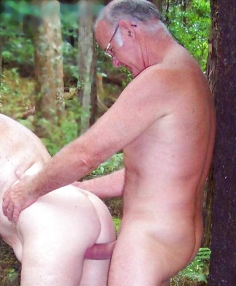 Gay seniors stock photos