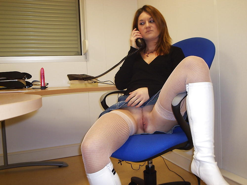 частное секретарши порно - 12