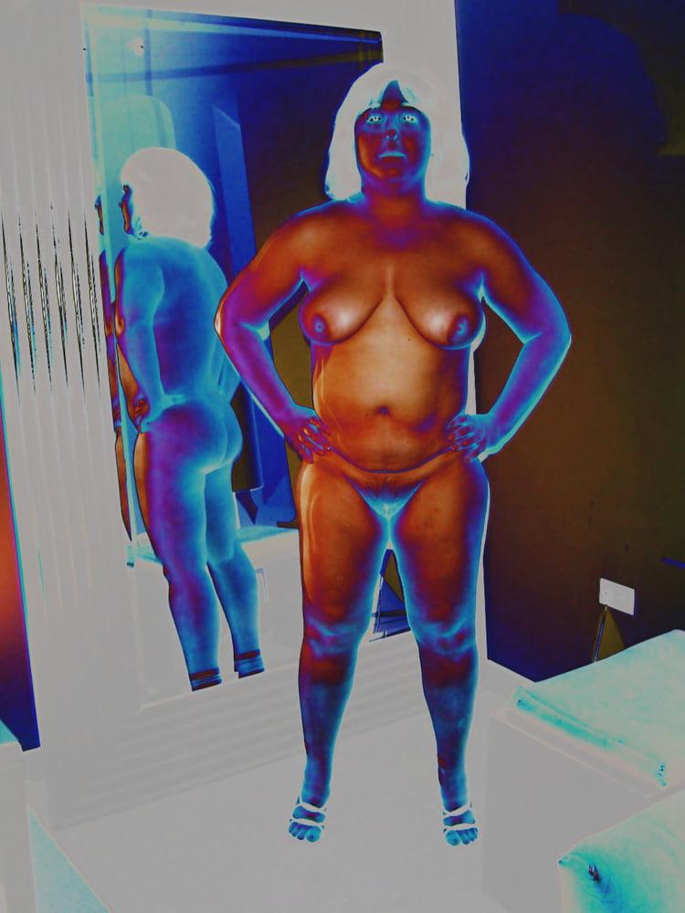 Naked fat white ladies-6916