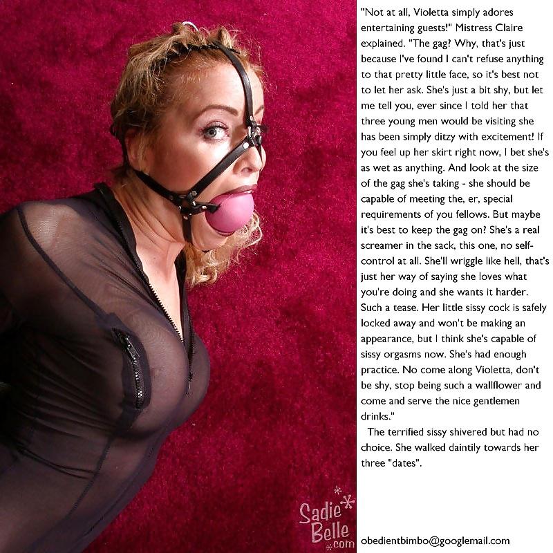 submissive feminization Domination