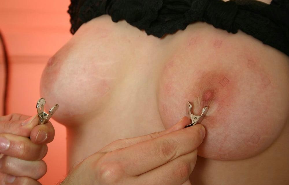 Electrosex nipples