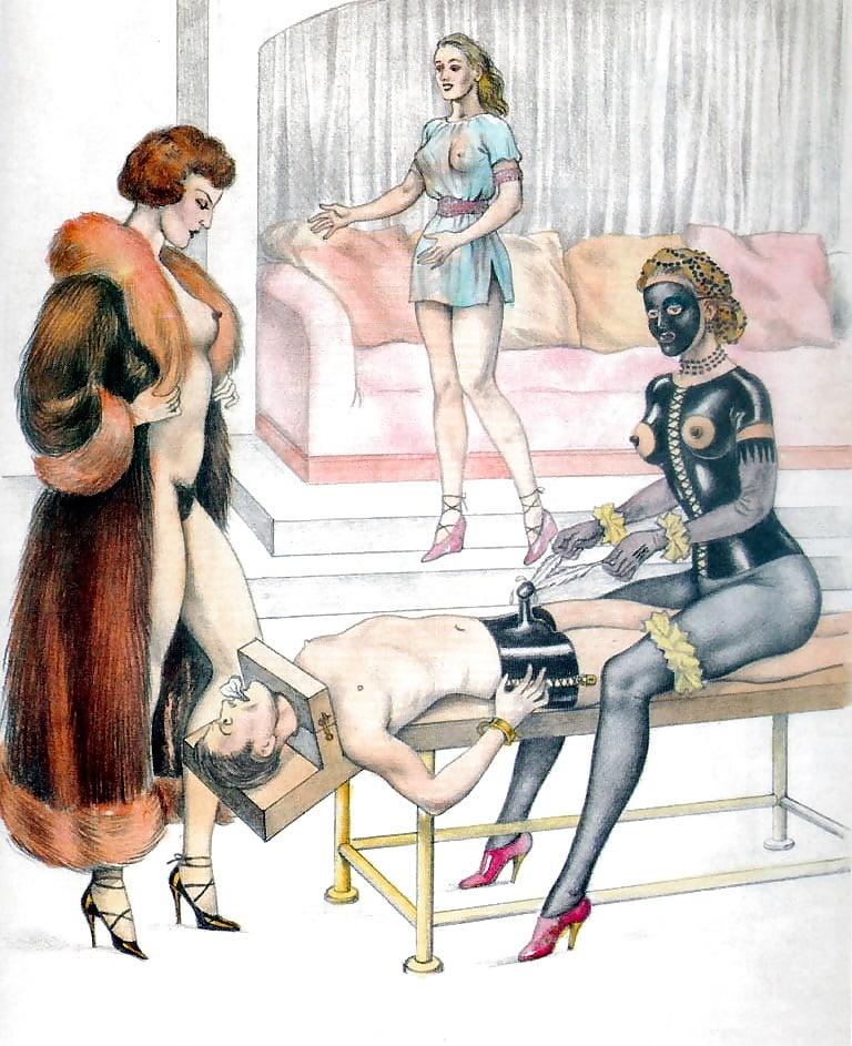 illustrated-femdom-erotica-stories-looney-toons-porn