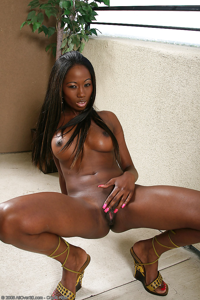 Lustful Ebony Babes Session 1