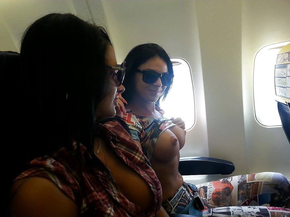 Getting fucked tits on a plane video gray nude