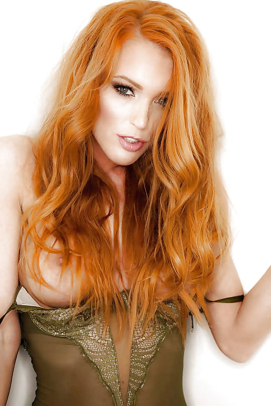 List of red haired pornstars
