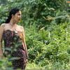 Iis Faradina With Kain Batik Sexy