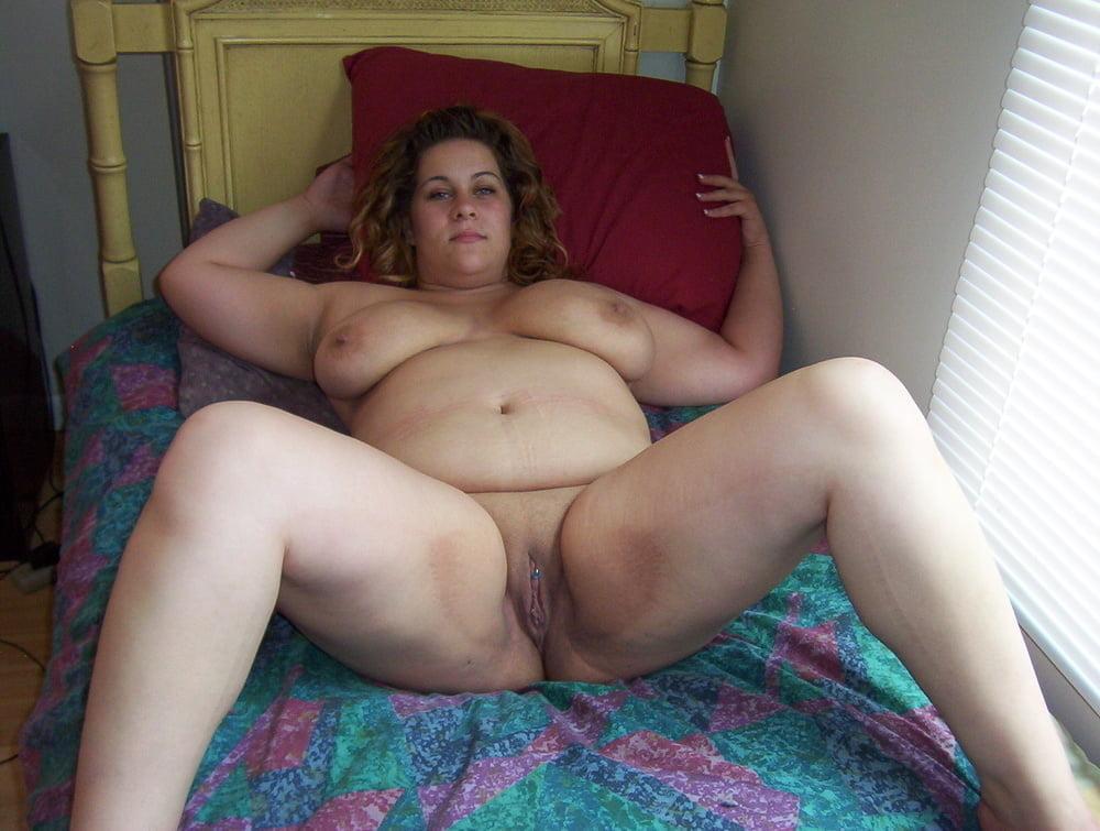 Big Black Bbw Woman Modeling Nude