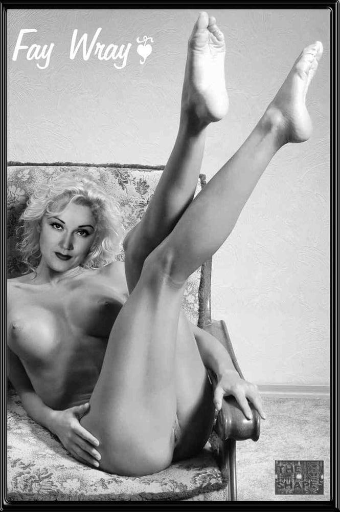 Vintage celebrity fake porn