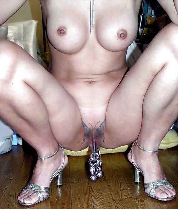 Секс с русскими пожилыми женщинами с пирсингом во влагалище, порно подборка сильных женских оргазмов