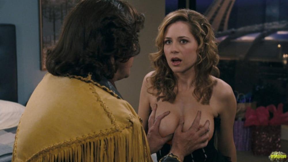 Jenna fischer naked sex scenes compilation on scandalplanetcom