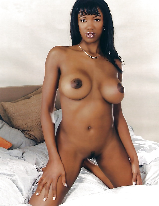 Tyra bank naked picture