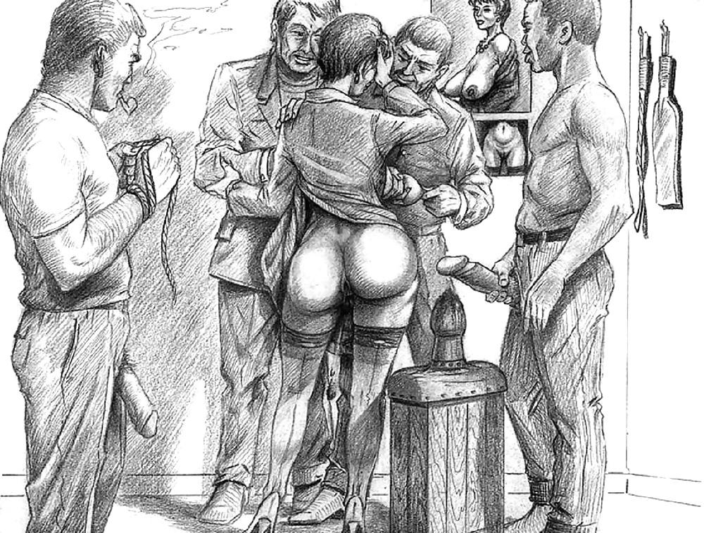 Рисунки и картинки бдсм — 13