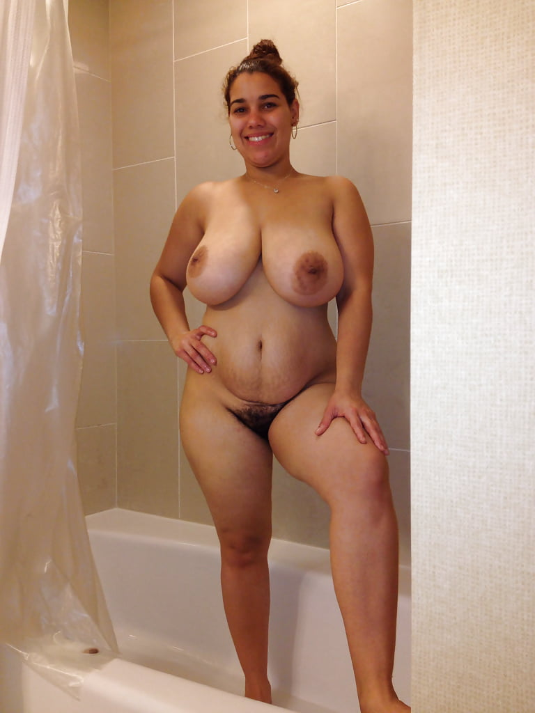 Amateur Chubby Latina Teen