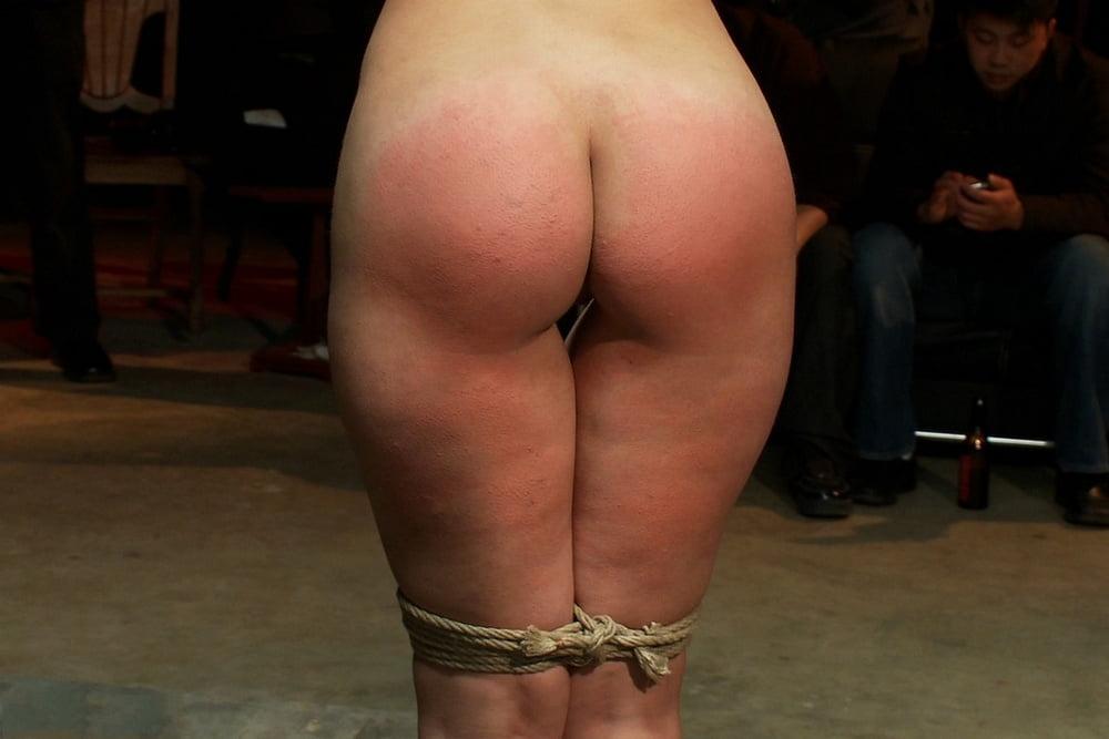Ass Flogging