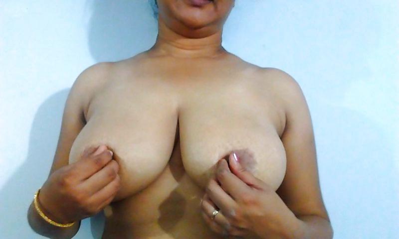 Large breast mature