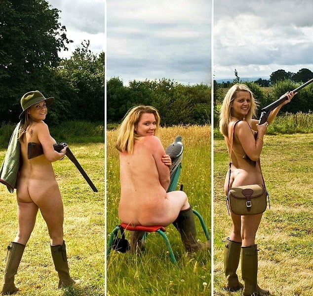 Nude country singer
