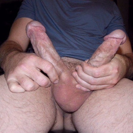 Man With 2 Cocks