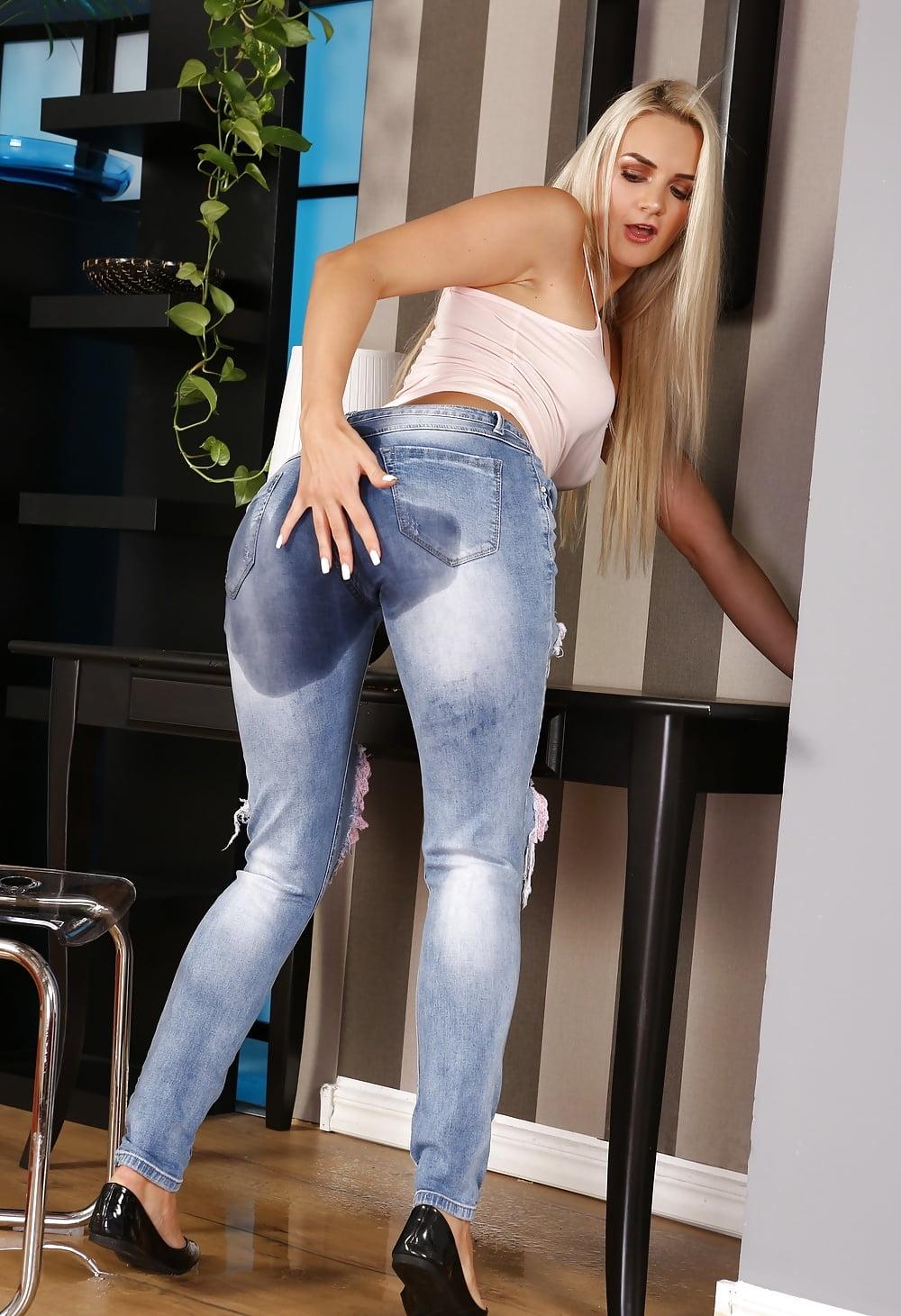 писсинг в джинсы загрузить ней