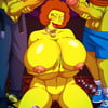 Cartoon Toon Hentai Maude Comic Housewife Slut Drawing Whore