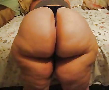 Super thick bbw booty