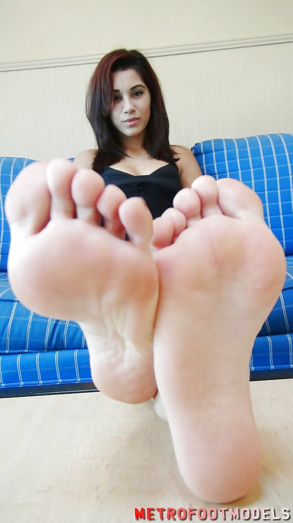 Metro foot models