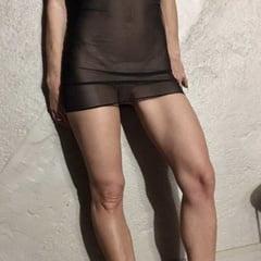 High Heels & Sexy Dress OutdoorTenue Sexy Et Talons Hauts