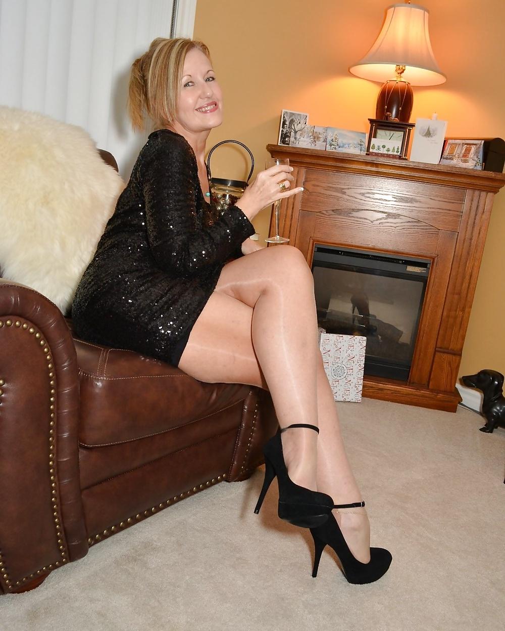 Milf Legs Heels